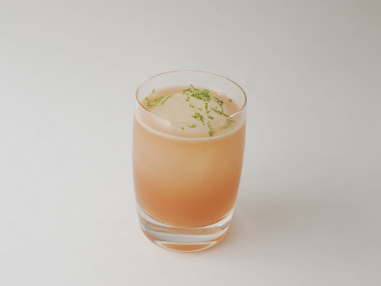 Hal's holiday cocktail from @redcapcards