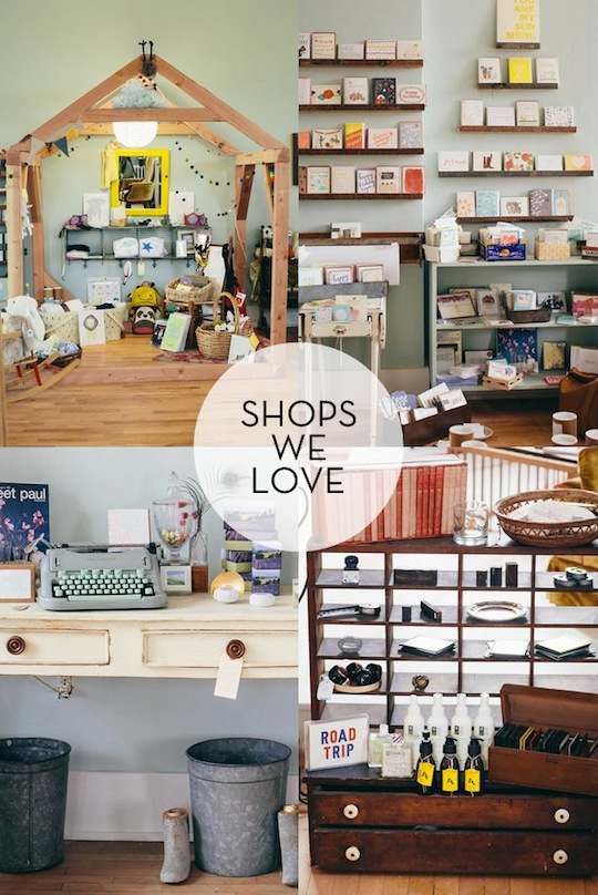 Shops We Love: Clementine by Red Cap Cards @redcapcards