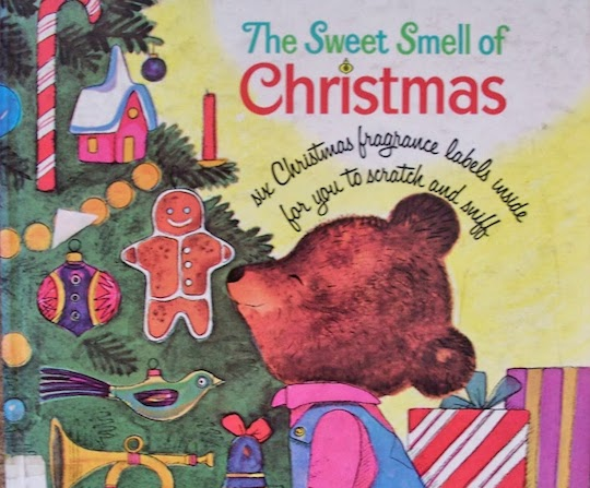 Favorite Holiday Children's Books List by @redcapcards The Sweet Smell of Christmas