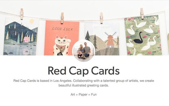 @RedCapCards on Tumblr