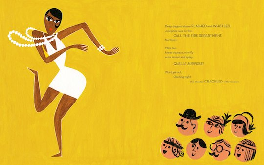 Congratulations to Christian Robinson from @redcapcards on Josephine: The Dazzling life of Josephine Baker honors