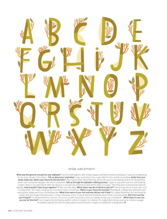 Alphabet Soup: Illustrated. Red Cap Cards chooses favorite alphabet illustrations - Anke Weckmann