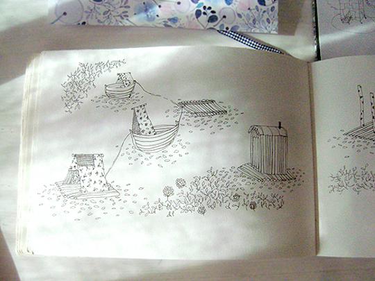 Anna Emilia Laitinen Sketchbook