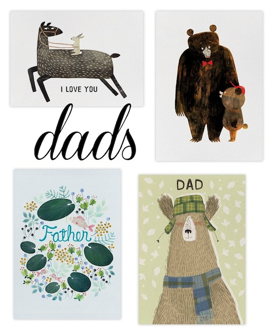 Dads and Grads by Red Cap Cards for Paperless Post