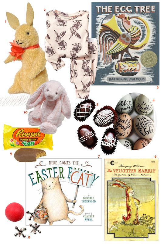 Happy Easter from Red Cap Cards @redcapcards -- the perfect Easter Basket