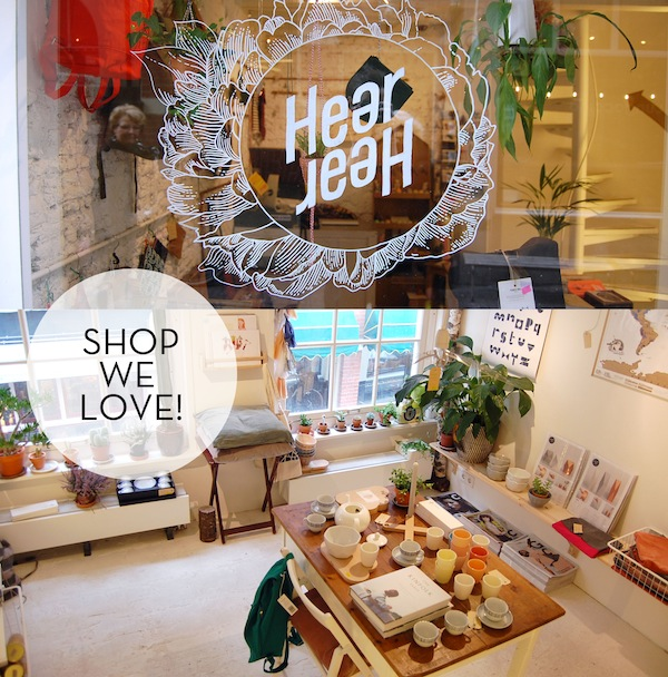 Shops We Love: Hear Hear in Amsterdam