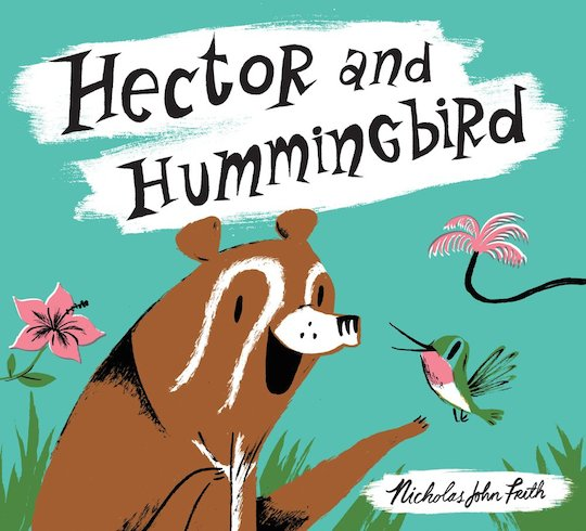 Hector and Hummingbird book soon to be available in the US from AAL Books