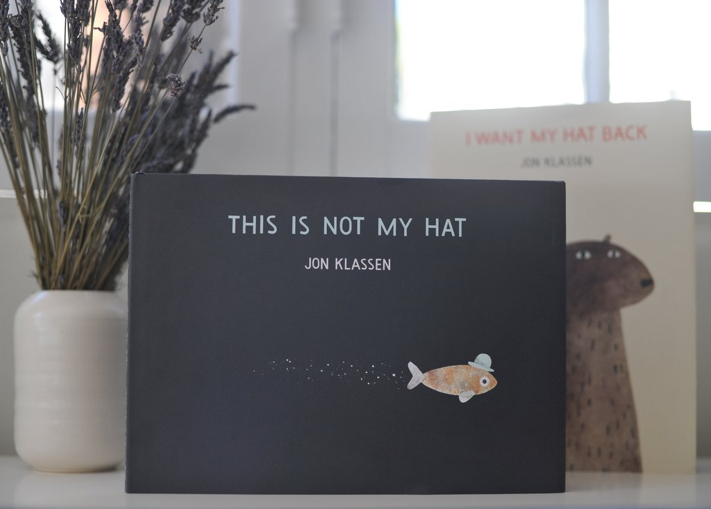 Jon Klassen This Is Not My Hat
