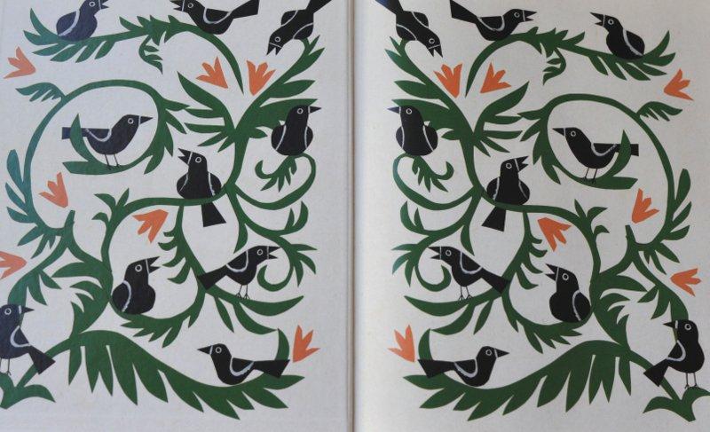 harlem's little blackbird by christian robinson