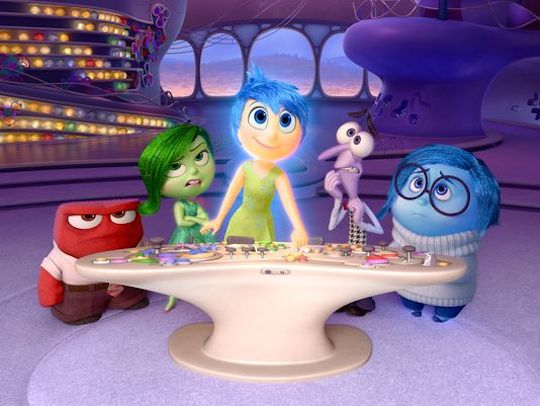Inside Out animator Chris Sasaki wins Best Animation Character Designer Annie