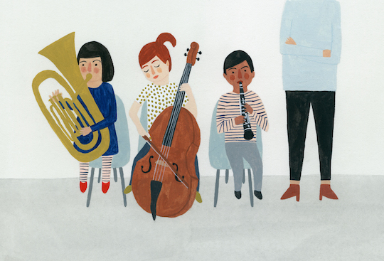 Kate Pugsley is Red Cap Cards' brand new artist