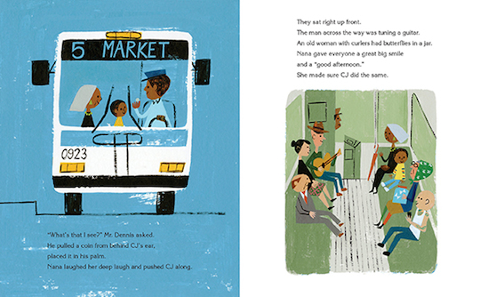 Congrats to Last Stop on Market Street for Newbery and Caldecott