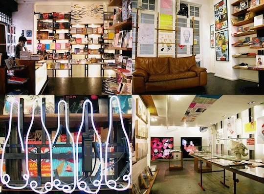 Shops We Love: Magma Books by Red Cap Cards
