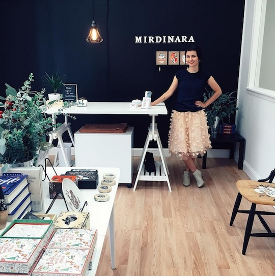 Shops we love: Mirdinara Home + Gifts