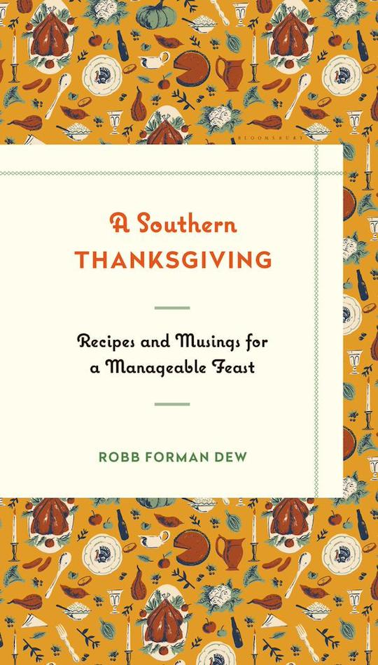A Southern Thanksgiving with illustration by Red Cap Cards artist, Nicholas John Frith