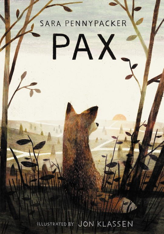 Pax is the new York times best seller