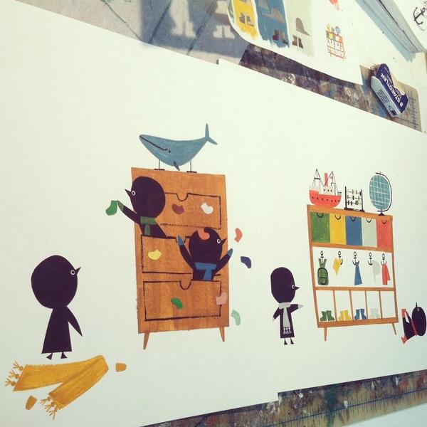 Christian Robinson's Penguin Project on Pinterest
