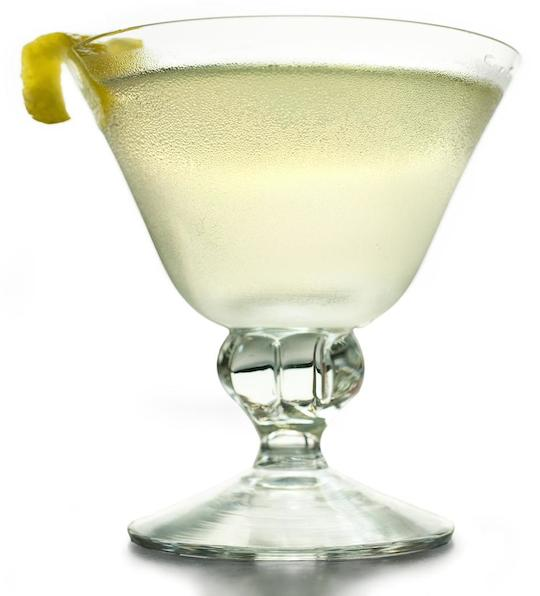 Perfect Classic Gin Martini