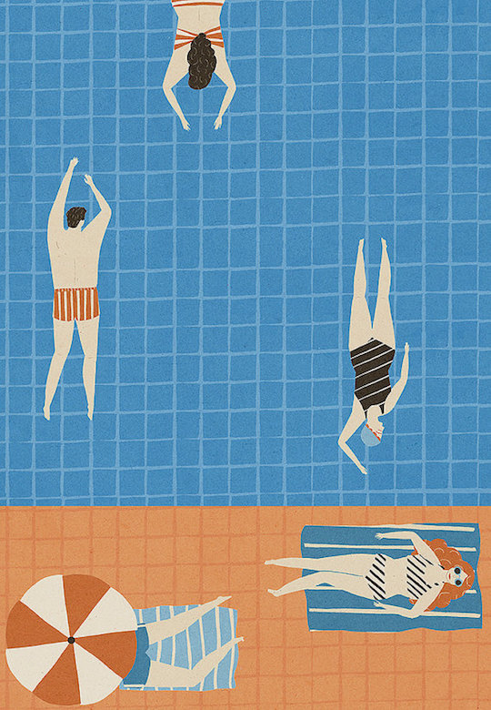 Red Cap's Summer Illustration roundup