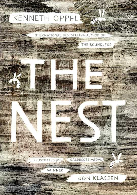 The Nest, illustrated by Red Cap Cards artist Jon Klassen