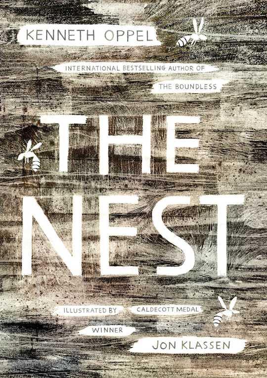 The Nest, illustrated by Red Cap Cards artist Jon Klassen